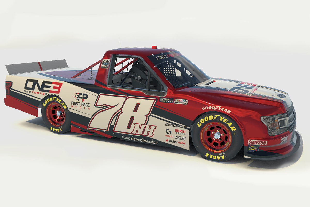 Chris Cup Truck #78